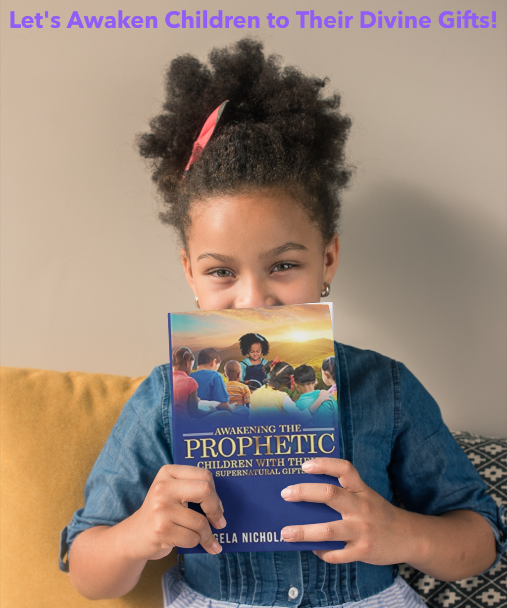 Awakening the Prophetic Children with Their Supernatural Gifts