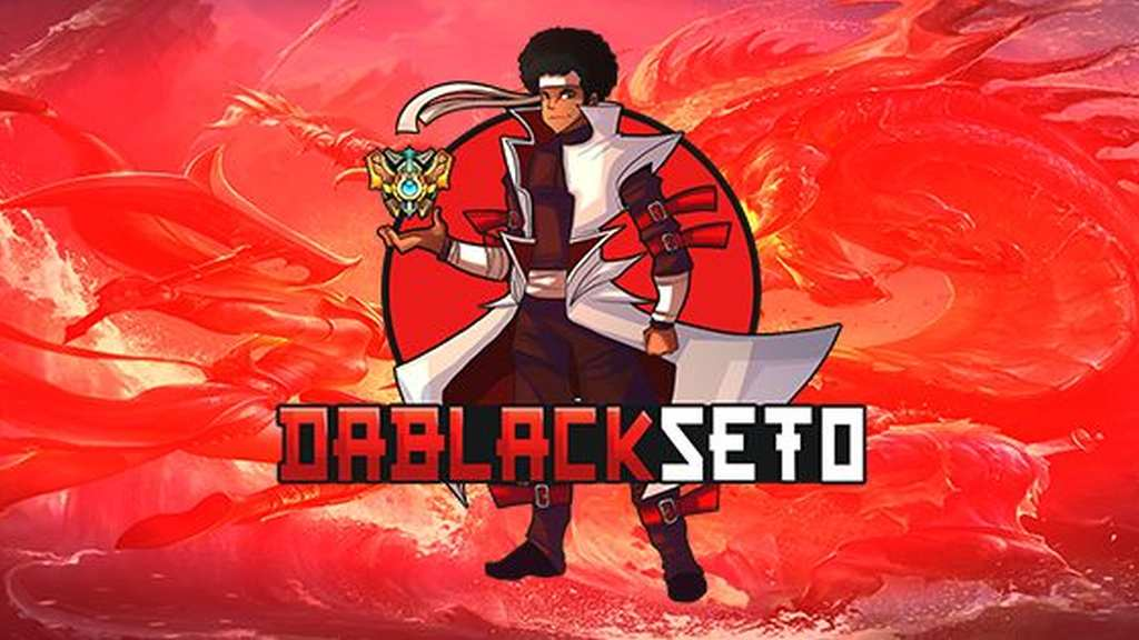 DaBlackSeto: Legends Streamer, Member of both League of Legends and Apex Legends