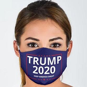 Exclusive Offer: Donald Trump Facial Masks