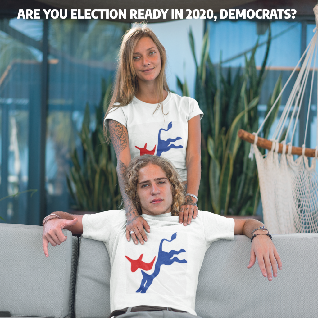 Join the Democratic Party   Fight for Our Democracy