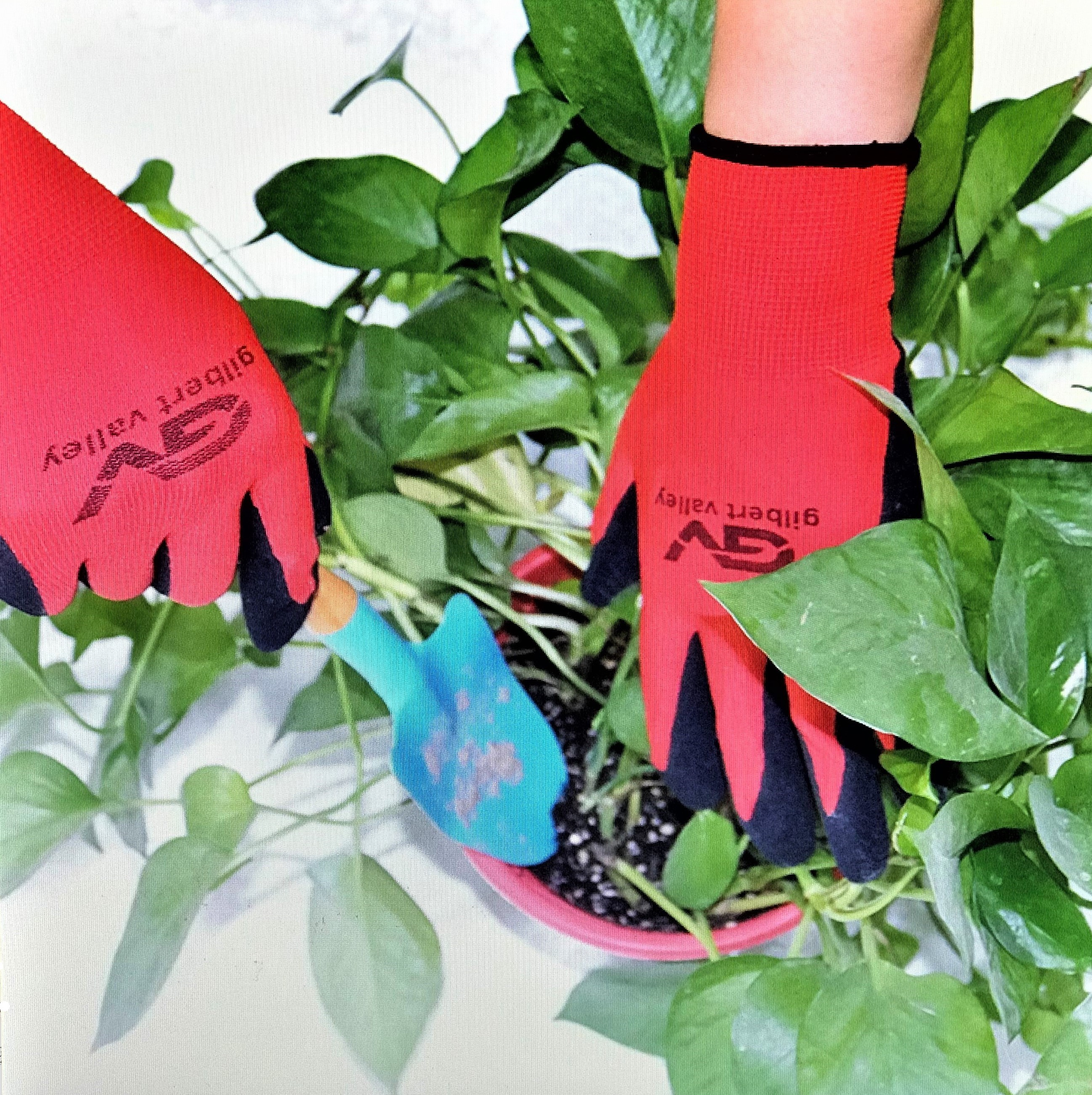 Gardening Work Gloves, Multipurpose for Farming, Ranching, Industrial, Automotive, Construction and More. Sizes S, M, L, XL