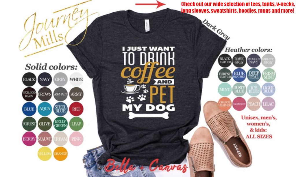 https://www.wilsdomain.com/pages/journeymillsco-custom-gifts-personalized-apparel/Journey-Mills-Pet-My-Dog.png