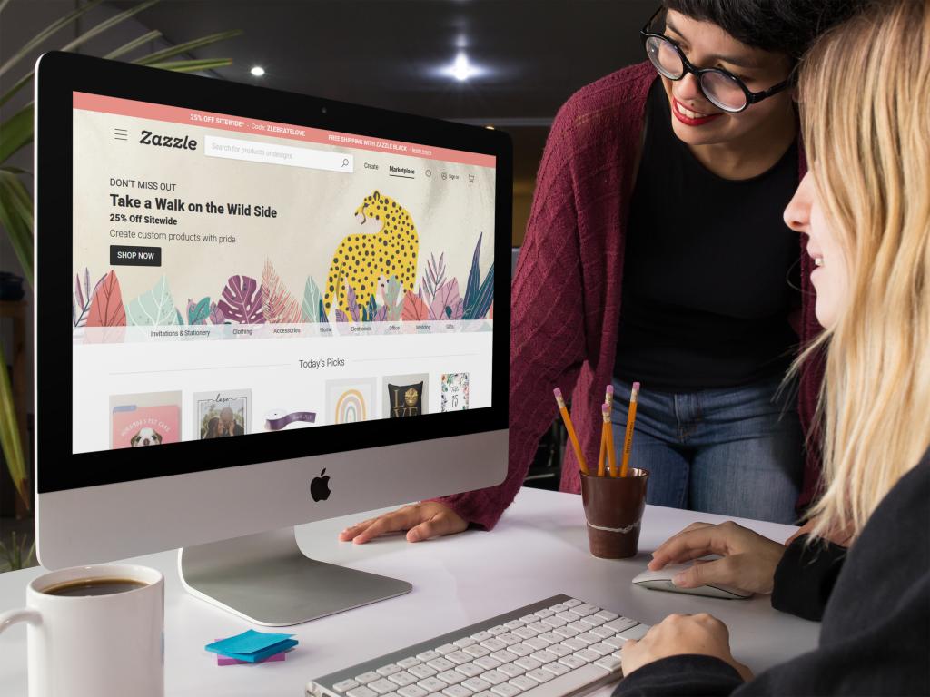 Make Money Online Using Zazzle