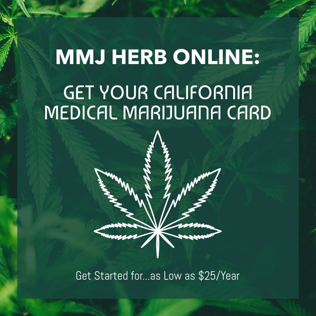 California Medical Marijuana Card