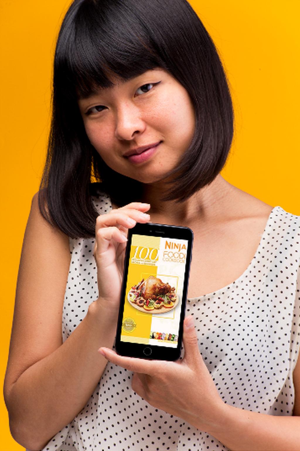 Ninja Foodi Cookbook: 100 Exclusive Everyday Recipes for Beginners
