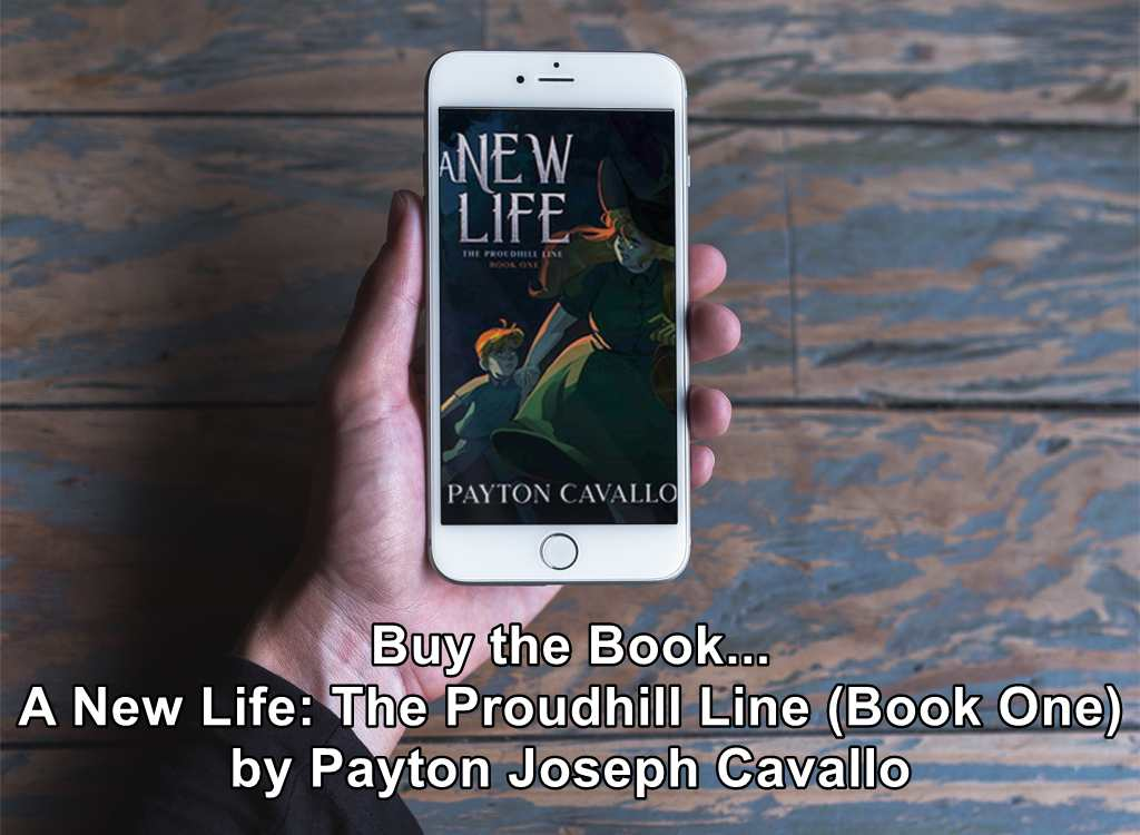 A New Life: The Proudhill Line (Book One)