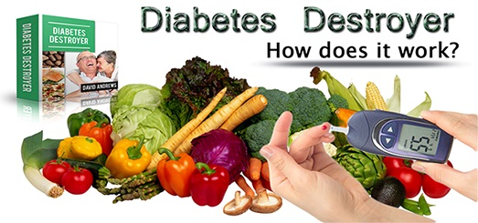 How does it work diabetes destroyer